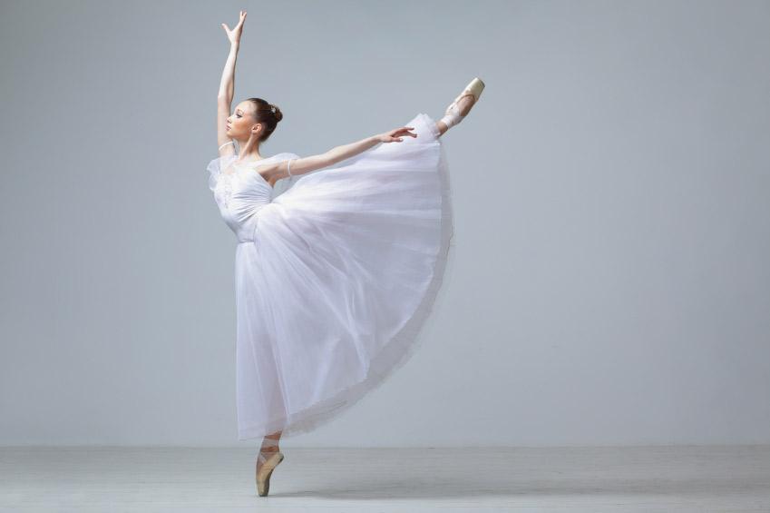Balett-Tänzerin