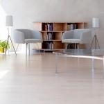 Stühle in Wohnzimmer